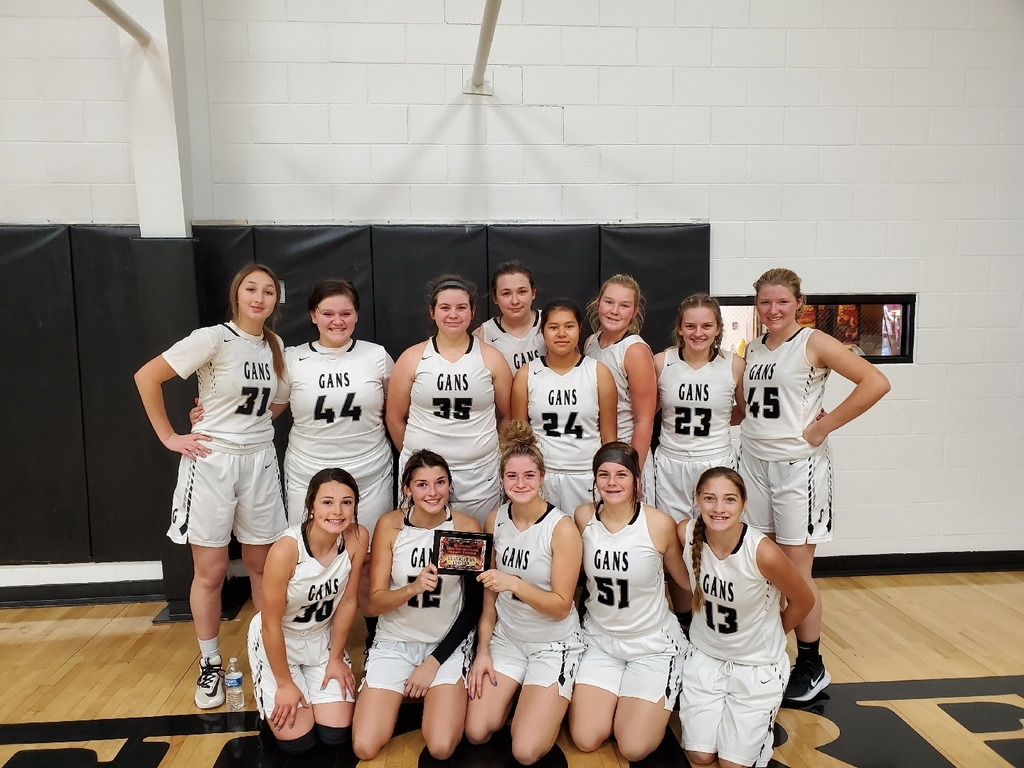 Congratulations to the Lady Grizzlies on winning the consolation championship qt the Nadine Carpenter Invitational Tournament